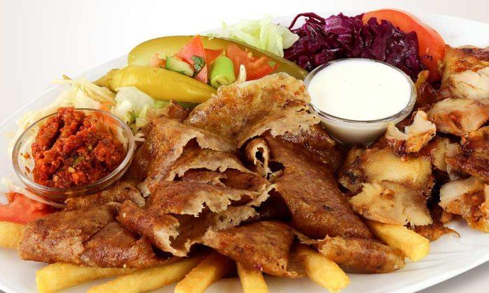 Aleppo food