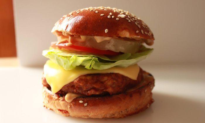 Aria Burger
