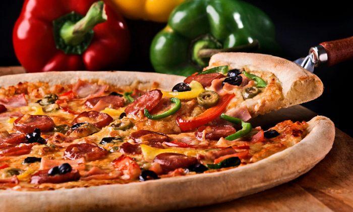 Gusto Dominium Pizza