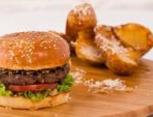 The Burger Hub