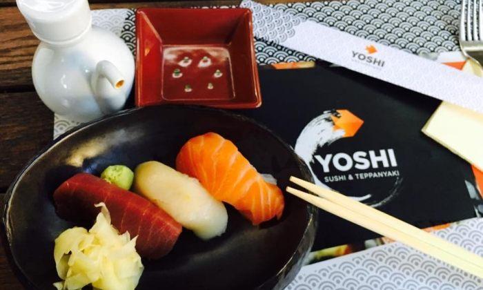 Yoshi Sushi & Teppanyaki