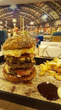 Burger Station1