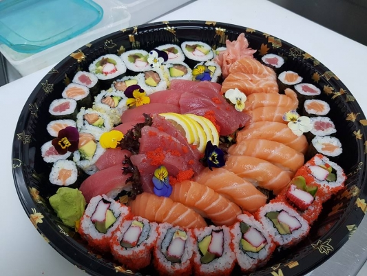 Sushi House Delivery1